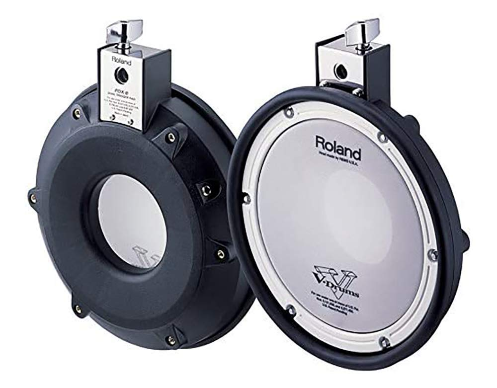 Roland PDX-8 Electronic V-Drum Pad, 8-Inch