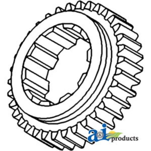Amazon Com 70232532 1st 2nd Mainshaft Gear Fits Allis Chalmers
