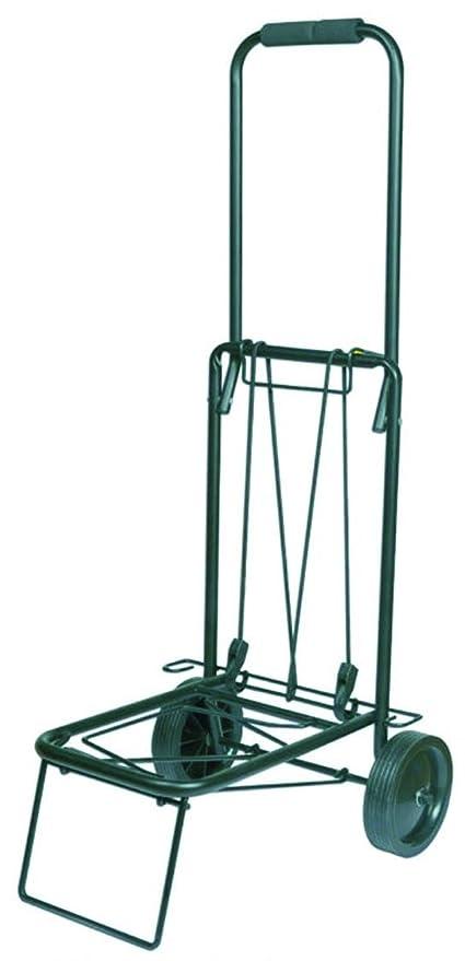Tec Hit 176120 carretilla para equipaje plegable acero 60 kg