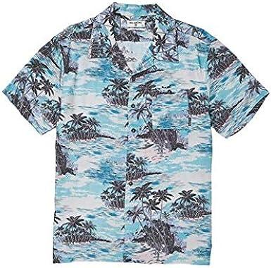 Billabong Vacay - Camisa de manga corta para hombre: Amazon.es: Ropa y accesorios