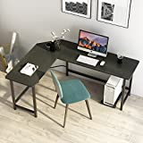 Tribesigns Modern L Shaped Desk, Corner Computer