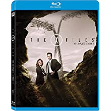 X-files, The Complete Season 3 Blu-ray (2015)