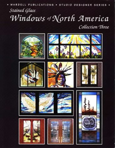 Windows of North America - Stained Glass (Studio Designer (Designer Series Collection)