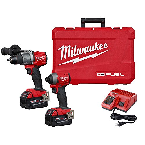 Milwaukee Impact Drill - Milwaukee Electric Tools 2997-22 Hammer Drill/Impact Driver Kit