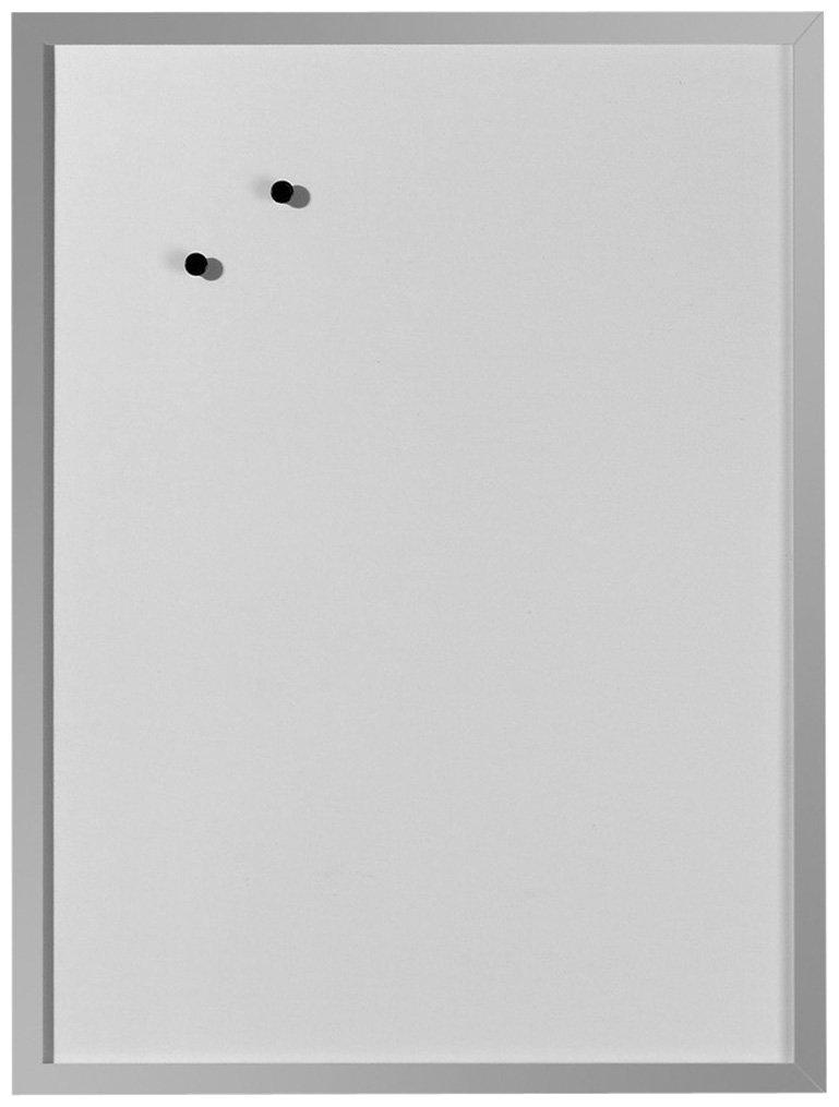 herlitz magnettafel b 400 x h 600 mm aus metall wei. Black Bedroom Furniture Sets. Home Design Ideas