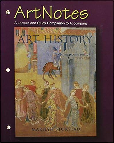 artnotes volume 1 2nd edition