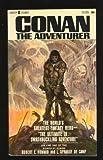 Conan the Adventurer, Robert E. Howard and L. Sprague de Camp, 0441118585