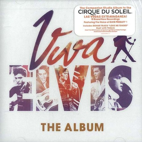 Viva Elvis: The Album - Special Edition (+1 Bonus Track, ''Love Me Tender'' with Thalia)