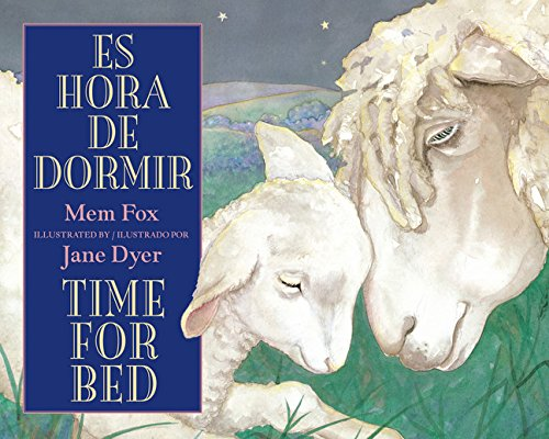 Download Es hora de dormir/Time for Bed (Spanish and English Edition) PDF