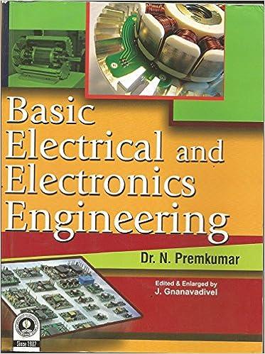 premkumar basic electrical and electronics engineering book