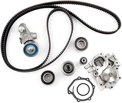 2.5L // DOHC // H4 // 16V // 1994cc Impreza Legacy Forester EJ255 Outback // 2.0L DNJ TBK718WP Timing Belt Kit with Water Pump for 2002-2014 // Saab Baja Subaru // 9-2X 2458cc // EJ205 EJ257