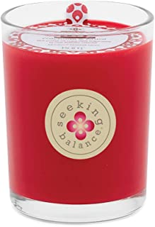 product image for Root Candles Seeking Balance Large Spa Candle, 15-Ounce, Seduce: Patchouli & Anise