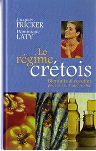 Le Régime Crétois par Jacques Fricker