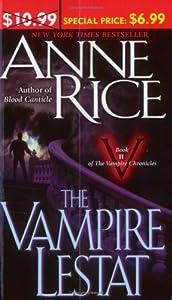 Paperback The Vampire Lestat Book