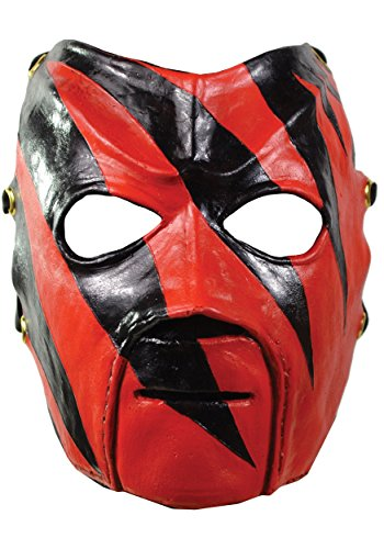 Trick Or Treat Studios Adult Deluxe WWE Kane Mask - ST -