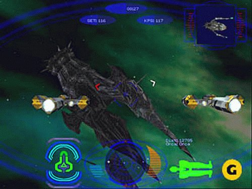 Amazon Com Wing Commander Prophecy Pc Video Games