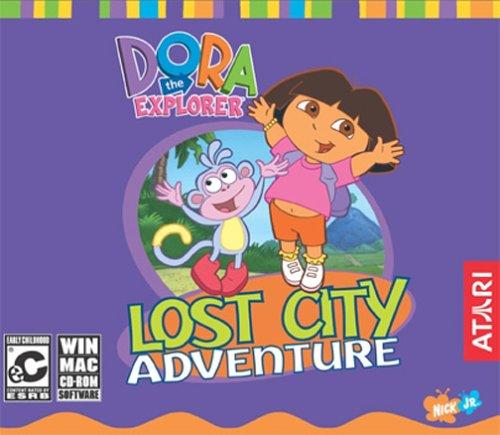 Dora the Explorer: Lost City Adventure - ()