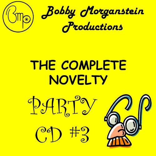 The Complete Novelty Party CD (Digital Sound Effects Cd)