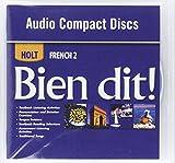 Bien dit!: Audio CD Program Level 2