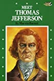 Meet Thomas Jefferson, Marvin Barrett, 0394819640