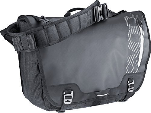 Evoc Kuriertasche Courier Bag, black, 50 x 27 x 14 cm, 25 Liter, 7013408501 Black