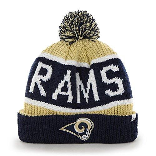 '47 Brand Cuff Knit Saint Louis Rams St Beanie