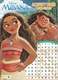 Disney Moana Activity Book Word Search