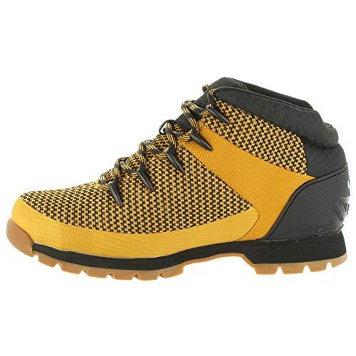 Hautes 231 Beige Randonnée Chaussures Euro Homme Sprint wheat Timberland black De AwqXv4T