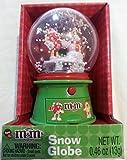 M&Ms Snow Globe