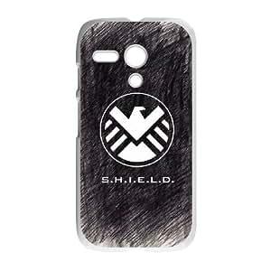S.H.I.E.L.D S.H.I.E.L.D Motorola G Cell Phone Case White GY0784K2
