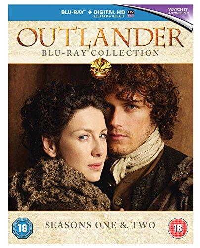 Outlander - Season 1 & 2 Box Set [Blu-ray] [2016] [Region Free]