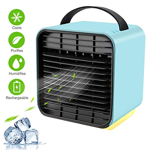 portable air conditioner usb - 2