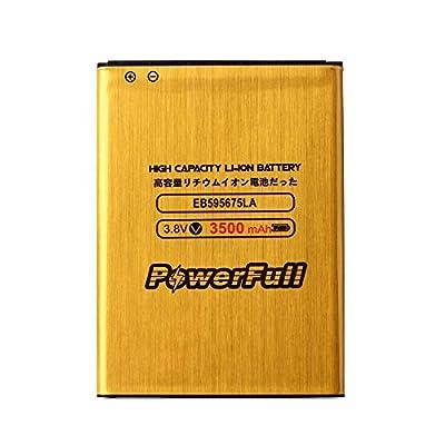 PowerFull Long Lasting Premium Quality 3500 mAh EB595675LA Li-ion Battery EB595675LU For Samsung Galaxy Note 2 SGH-I317