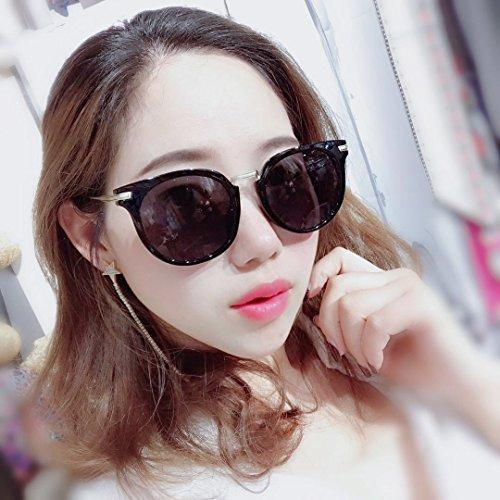 sol Gafas de black de Polvo Gafas conducción negro de de viaje ocasionales viaje de sol Gafas sol Zhangxin polarizadas de Gafas de sol EAp5dBq