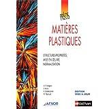 Précis Matières plastiques: Structures-propriétés, mise en œuvre, normalisation