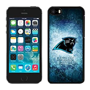 Athletics Iphone 5c Case NFL Carolina Panthers 24 Cellphone Hard Cases