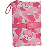 Portable Baby Diaper Clutch Changing Pad Station - Stain-Resistant...