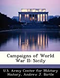 img - for Campaigns of World War II: Sicily book / textbook / text book