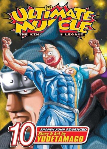 Ultimate Muscle, Vol. 10: Battle 10 (10)