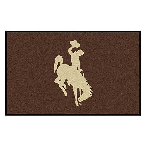 NCAA University of Wyoming Cowboys Ulti-Mat Rectangular Area ()