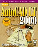 img - for Learn AutoCAD LT 2000 book / textbook / text book