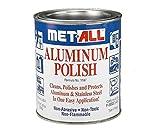 Aluminum Polish, Met-All (32 Oz)