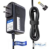 T-Power 9V (6.6ft Long Cable) Ac Dc adapter Compatible with Casio ADE95 AD-E95100L ADE95100L Replacement Switching Power Supply Cord Charger