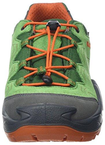 Diego GTX Enfant Lowa Hautes Gris de Chaussures Orange Mixte Grün Randonnée 7002 Lo waardq65U