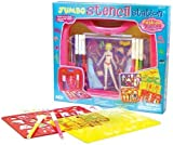 : Childrens Arts & Crafts Kits: Fashion & Fun Stencil Kit