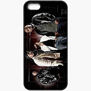 Personalized Case For HTC One M7 Cover Cell phone Skin Psy 4 De La Rime Band Cap Clothes Room Black