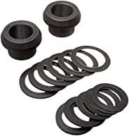 Wheels Manufacturing BB30/PF30 Universal Adapter for Shimano Cranks, Black, 24mm