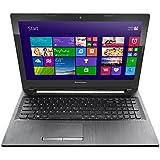 Lenovo G50-45 15.6-inch Laptop (AMD E Series/2GB/500GB/Windows 8.1/ATI Radeon), Black