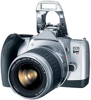 amazon com canon eos rebel 2000 35mm film slr camera kit with 28 rh amazon com Canon En English Canon