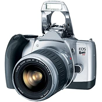 amazon com canon eos rebel k2 slr 35mm film camera with ef 28 90mm rh amazon com canon eos rebel k2 manual español Canon T2i Manual
